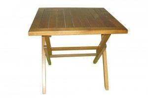 BM-001 Katlanır Bahçe Masası