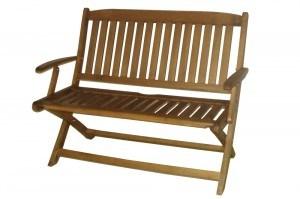 BS 005 Katlanır İkili Bahçe Sandalyesi