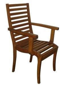 Beyza Kollu Bahçe Sandalyesi