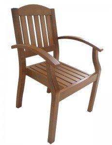 Elif Yer Kaplamayan Bahçe Sandalyesi