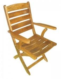 BS 003 Kavisli Sandalye