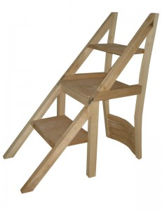 merdiven sandalye
