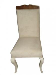 başlıklı giydirme sandalye